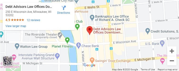 Debt Advisors Law Offices Downtown